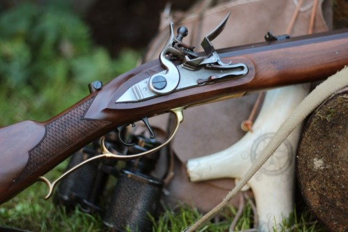 How to clean your full stock flintlock rifle